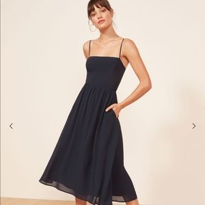 Reformation Rosehip dress NWT